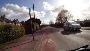 Cycleways around Portsmouth