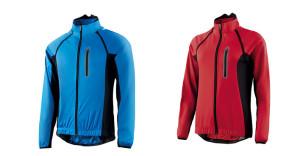 Aldi's Cycling Softshell Jackets