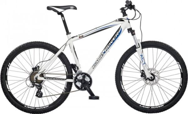 land rover experience hydro mountain bike 2011 hardtail mountain bike