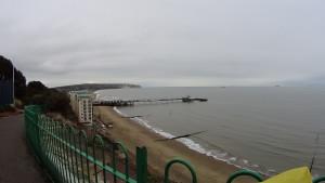 View of Sandown Pier