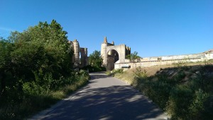 Ruins of the Monastery of Saint Anthony