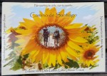 """Post Card I posted from Villafranca Montes de Oca to my """"2nd Mum""""."""