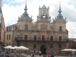 Town hall of Astorga