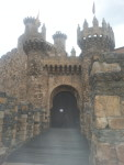 Main gate of the Templars' Castle