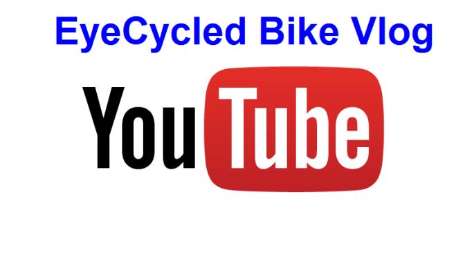 EyeCycled Bike Vlog: Music & Cycling, Devon Coast to Coast during Easter and Caminho de Santiago