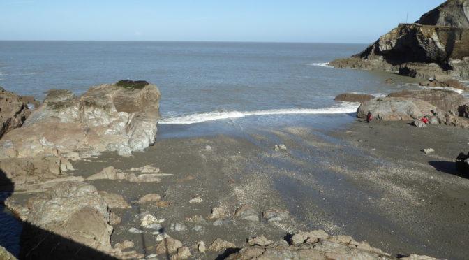 Devon Coast to Coast, Day 1 of 3: From Ilfracombe to Okehampton