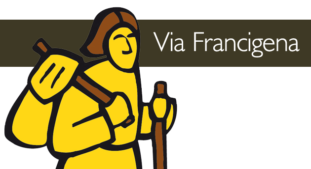 EyeCycled the Via Francigena Competition / Prize Giveaway